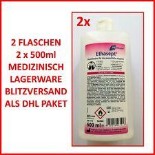2 x 500ml = 1L Desinfektionsmittel Medizinische Schnell Desinfektion Sterillium