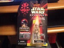 Kenner Star Wars episodio 1 Commtech Chip figura Anakin Skywalker Naboo Pilot