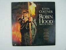 Robin Hood: Prince of Thieves LaserDisc LD (1991) 14000