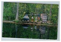 Moonshine Still, Okefenokee Swamp Park, Waycross GA c1960 Chrome Postcard M20