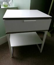 Ikea Trysil Bedside Side Table used