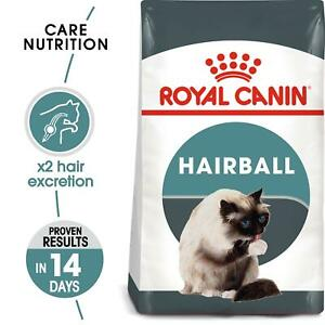 Royal Canin Hairball Care Dry Adult Cat Food - Blend Of Insoluble Fibres - 400 g