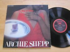 Archie Shepp - Tray of Silver LP Denon Japan Mickey Tucker Roy Brooks VG++