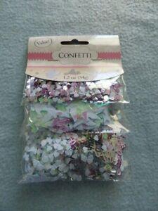 Wedding Love, Doves, Silver & White Confetti Triple Pack ~ NEW
