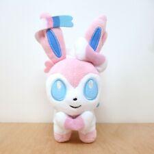 "Official Pokemon Center 2014 - Sylveon Pokedoll Plush Soft Toy Japan Import 7"""