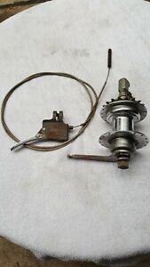 Schwinn Bendix 2 Speed Hub, Shifter & Cable 36 hole