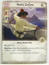 Legend of the five rings LCG - 1x #060 Mantis Seafarer-the fires within