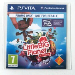 Little Big Planet Promo for Playstation Vita PSVITA - Free Postage