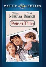 PETE N TILLIE (1972 Walter Matthau) - Region 1 -  DVD - Sealed