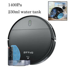 New listing Gttvo Robot Vacuum Cleaner and Mop Robotic Remote Smart Automatic Sweeper Slim
