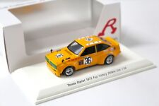 1:43 Spark Toyota Starlet 1973 Fuji Victory 200km #36 NEW bei PREMIUM-MODELCARS