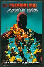 Marvel ~ Shadowland: Power Man ~ Graphic Novel Trade Hardcover 2011