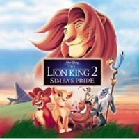 OST/DISNEY'S THE LION KING 2 SIMBAS PRIDE  CD 8 TRACKS SOUNDTRACK NEW!