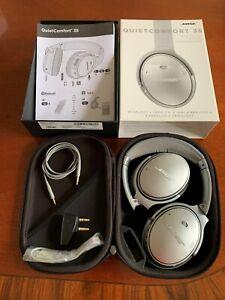 Bose Quiet Comfort 35 Acoustic Noise Cancelling Head Phones