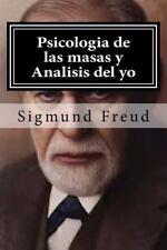 Psicologia de Las Masas y Analisis Del Yo by Sigmund Freud (2015, Paperback)