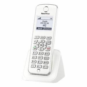 AVM FRITZ!Fon M2 DECT-Komforttelefon für FRITZ!Box Monochromes Display Schnurlos