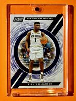Zion Williamson ROOKIE 2019-20 PANINI PLAYER OF THE DAY NEW ORLEANS RC - Mint!