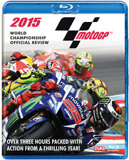 MotoGP 2015 Blu-ray