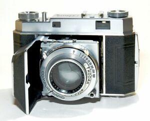 Retina II (Typ 011) mit Heligon 2/50, Bj. 1946, rar!!