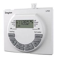 Drayton lp20 DUAL programmatore (Worcester dt20)