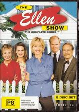 THE ELLEN SHOW - THE COMPLETE SERIES - NEW & SEALED REGION 4 DVD FREE LOCAL POST