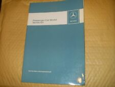 Manual: Mercedes Benz (Introduction Into) Service Passenger Car Model Series 123
