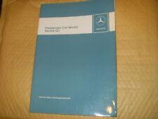 Manual: Mercedes Benz (Introduction Into) Service Passenger Car Model Series 123