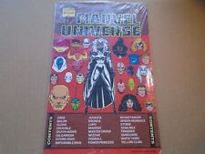 OFFICIAL HANDBOOK OF THE MARVEL UNIVERSE #11 Master Edition SEALED