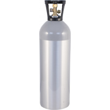 NEW 20 lb CO2 Tank Aluminum Air Cylinder Draft Beer Kegerator Welding Homebrew