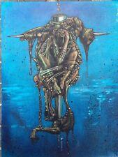 HELLRAISER ORIGINAL ART BLADE FREDDY CANDYMAN ROBOCOP MOVIE RARE SIGNED PHOTOS