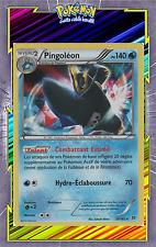 Pingoléon Holo - XY8:Impulsion Turbo - 38/162 - Carte Pokemon Neuve Française