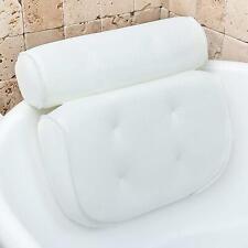 Bubble Bath Pillows for Tub: Bathtub Pillow for The Bath Tub. Home Spa Headrest