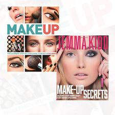Makeup Ultimate Guide Collection Jemma's Make-up Secrets 2 Books Set NEW