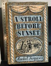 A Stroll Before Sunset, Rachel Ferguson, 1946, vintage fiction
