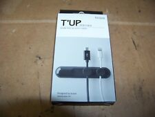 BCASE T'UP CABLE/CORD HOLDERS ORGANIZERS NIP BLACK   FAST/FREE SHIPPING