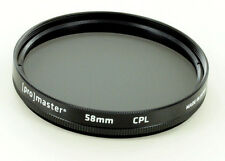 Promaster Circular Polarizing Filter - 58mm