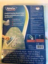 New Aquapur Llama Print Padded Ironing Board Cover Same Day Ship