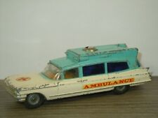 Superior Ambulance on Cadillac Chassis - Corgi Toys 437 England *45528
