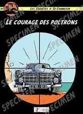 """""""Le courage des poltrons"""" dessin numérique  VOLVO AMAZON Style BD par JICEHER"""