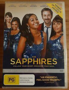 The Sapphires brand new still sealed