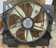 2011 Cadillac Cts Fan Cooling