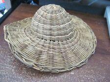 doll straw hats