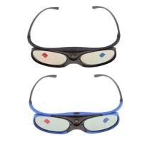 2pcs 3D-Brille für DLP-LINK Projektoren Active Shutter Acer / BenQ Optoma