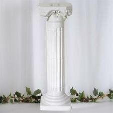 "Empire Roman Decorative Wedding 36"" Tall Columns - 4PCS/Set"