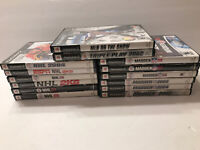 Lot of 14 PS2 Playstation 2 Sports Games Nhl Football Madden Mlb Nfl Nba 2k ESPN