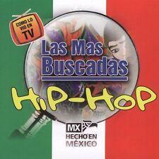 Las Mas Buscadas Hip hop CD New Nuevo Sealed