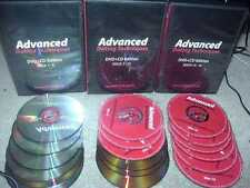 david d angelo advanced dating techniques dvd 18 disc DVD and audio CD set