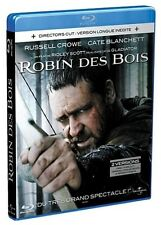 BLU RAY *** ROBIN DES BOIS *** avec Russel Crowe  ( neuf sous blister )
