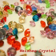 Diamond Table Confetti Party Decoration Rhinestones Wedding Bridal Shower Strass
