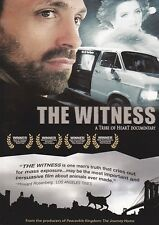 The Witness DVD - Animal welfare, fur industry, Animal Rights, Vegan